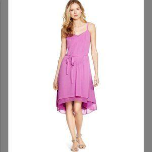 🌸Black House|Black Market Purple Hi-Lo Dress